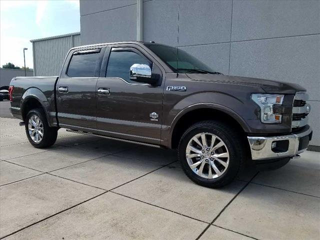 2016 Ford F-150 King Ranch Chattanooga TN