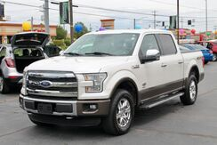 2016_Ford_F-150_King Ranch_ Fort Wayne Auburn and Kendallville IN