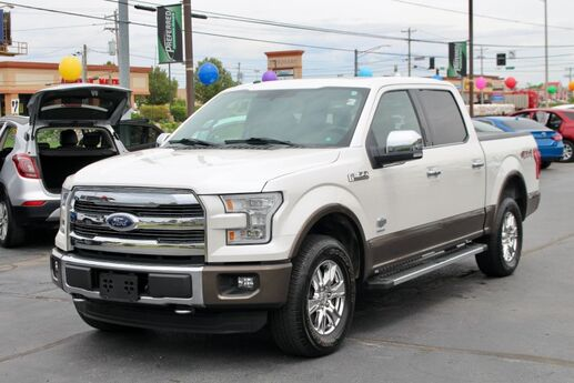 2016 Ford F-150 King Ranch Fort Wayne Auburn and Kendallville IN