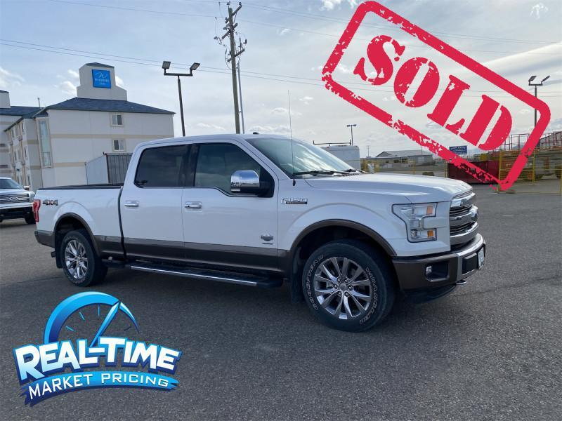 2016 Ford F-150 King Ranch High River AB