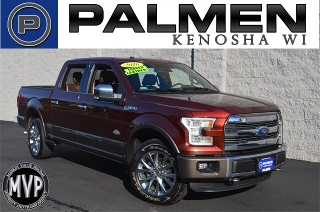 2016 Ford F-150 King Ranch Racine WI