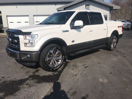 2016 Ford F-150 King Ranch Middlebury IN