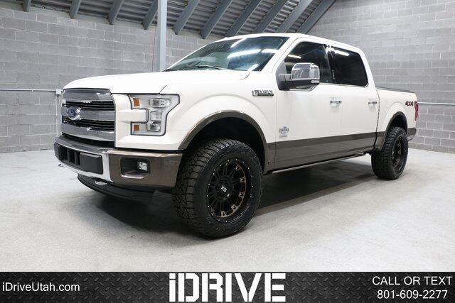 2016 F150 King Ranch >> 2016 Ford F 150 King Ranch