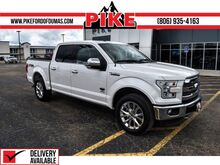 2016_Ford_F-150_King Ranch_ Pampa TX