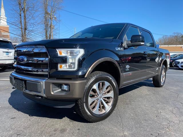 2016 Ford F-150 King Ranch Raleigh NC