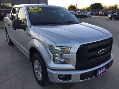 2016 Ford F-150 King-Ranch SuperCrew 5.5-ft. 2WD Austin TX