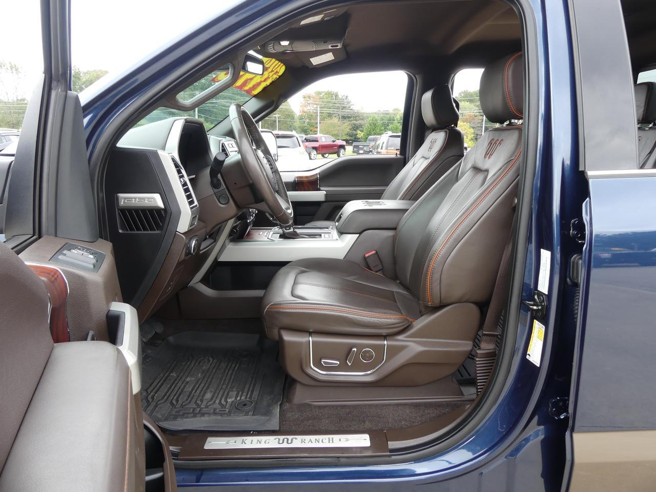 2016 Ford F-150 King-Ranch SuperCrew 5.5-ft. 4WD Cullman AL