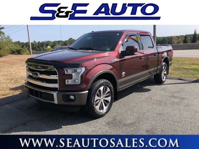 2016 Ford F-150 King Ranch Weymouth MA