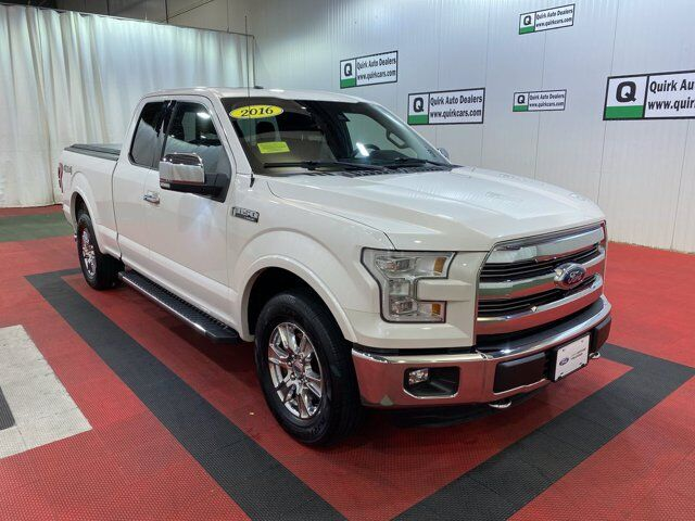 2016 Ford F-150 LARIAT 4WD Quincy MA