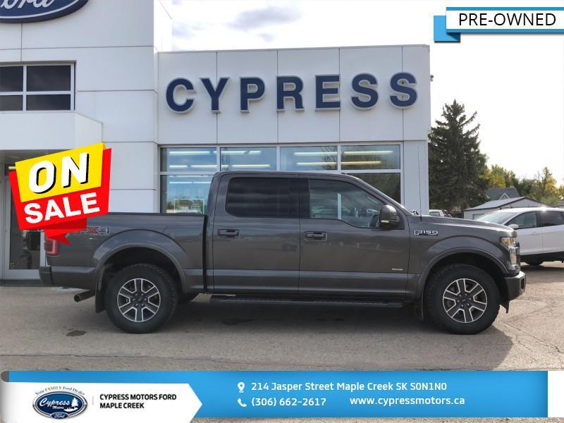 2016 Ford F-150 Lariat  - $256 B/W Maple Creek SK