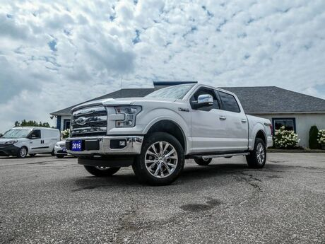 2016 Ford F-150 Lariat- SUNROOF- REMOTE START- NAVIGATION- HEATED SEATS Essex ON