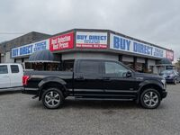 Ford F-150 Lariat 2.7L V6 Ecoboost 4x4 Leather, Back-up Cam 2016