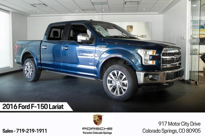 2016 Ford F-150 Lariat Colorado Springs CO
