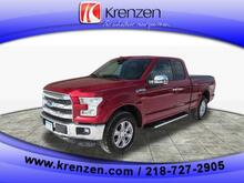 2016_Ford_F-150_Lariat_ Duluth MN