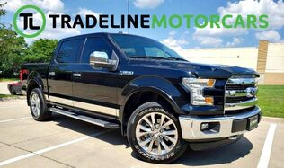 2016_Ford_F-150_Lariat FX4 PANO SUNROOF, NAVIGATION, REAR VIEW CAMERA, AND MUCH MORE!!!_ CARROLLTON TX