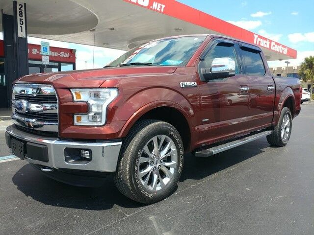 2016_Ford_F-150_Lariat_ Fort Myers FL