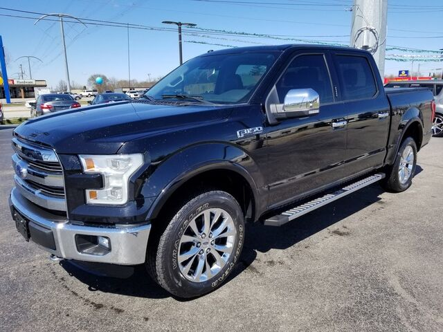 2016 Ford F-150 Lariat Fort Wayne Auburn and Kendallville IN