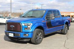 2016_Ford_F-150_Lariat_ Fort Wayne Auburn and Kendallville IN