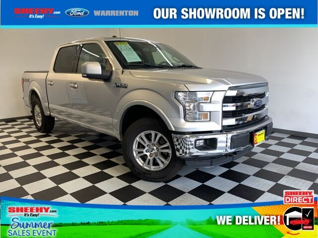 2016 Ford F-150 Lariat Warrenton VA