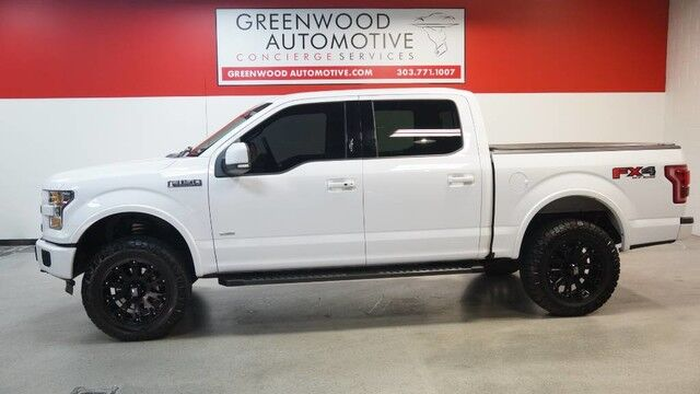 2016 Ford F-150 Lariat Greenwood Village CO