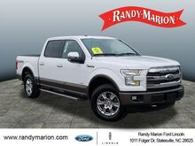 2016_Ford_F-150_Lariat_ Hickory NC
