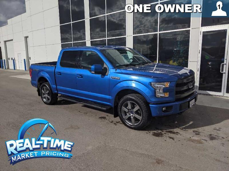 2016_Ford_F-150_Lariat_ High River AB