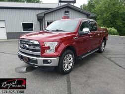 2016_Ford_F-150_Lariat_ Middlebury IN