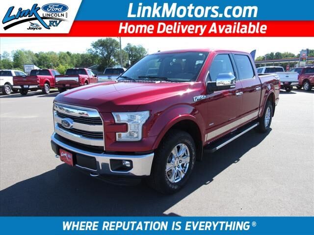 2016 Ford F-150 Lariat Minong WI