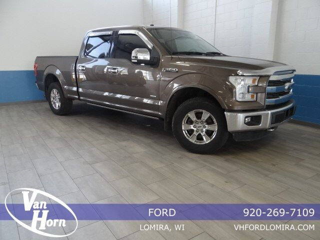 2016 Ford F-150 Lariat Plymouth WI