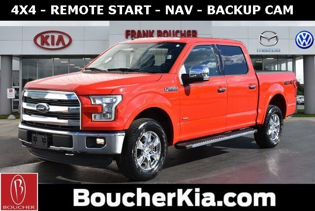 2016 Ford F-150 Lariat Racine WI