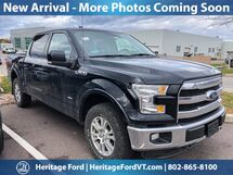 2016 Ford F-150 Lariat South Burlington VT