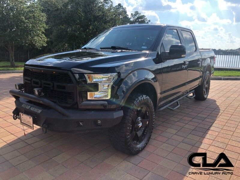 2016 Ford F-150 Lariat Sport FX4 The Woodlands TX