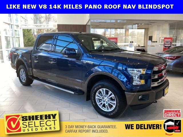 2016 Ford F-150 Lariat Chantilly VA