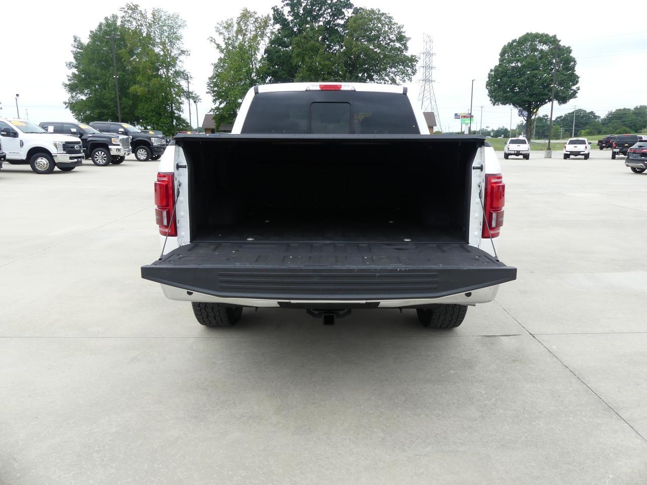 2016 Ford F-150 Lariat SuperCrew 5.5-ft. Bed 4WD Cullman AL