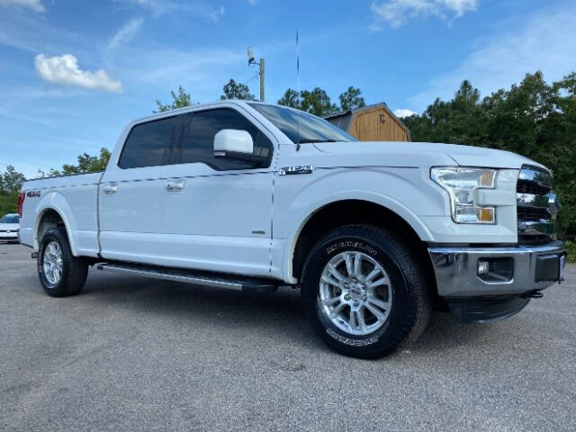 2016 Ford F-150 Lariat SuperCrew 5.5-ft. Bed 4WD Gaston SC