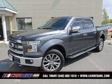 2016_Ford_F-150_Lariat SuperCrew 5.5-ft. Bed 4WD_ Fredricksburg VA