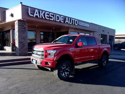 2016_Ford_F-150_Lariat SuperCrew 6.5-ft. Bed 4WD_ Colorado Springs CO