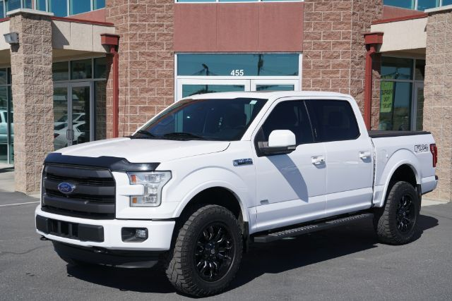 2016 Ford F-150 Lariat SuperCrew 6.5-ft. Bed 4WD Huntington UT