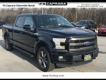 2016_Ford_F-150_Lariat_ Watertown NY