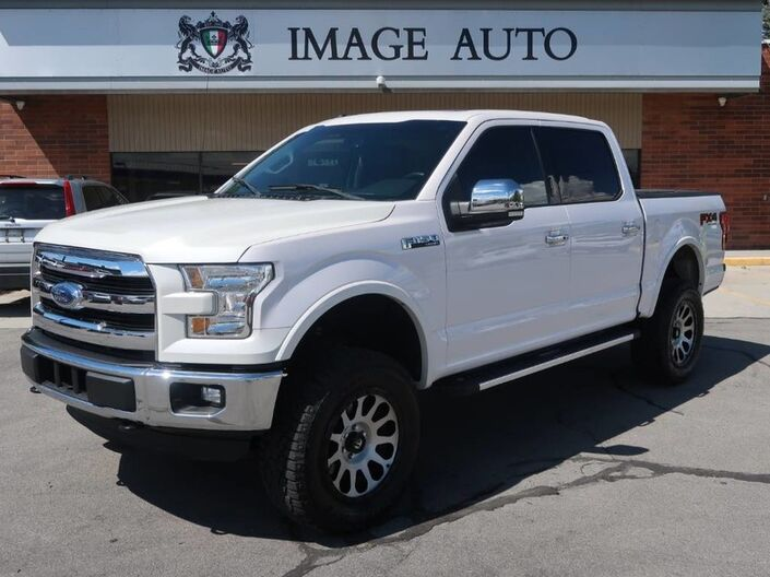 2016 Ford F-150 Lariat West Jordan UT