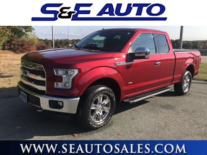 2016 Ford F-150 Lariat Weymouth MA