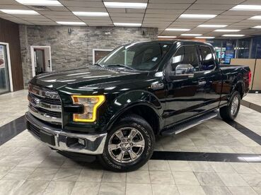 2016_Ford_F-150_Lariat_ Worcester MA