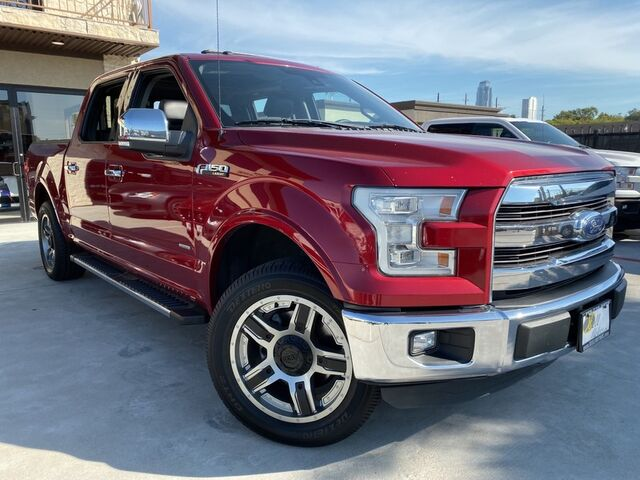 2016 Ford F-150 Lariat,PANORAMIC,LEATHER,1 OWNER! Houston TX