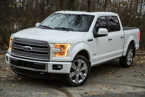 2016_Ford_F-150_Limited_ Akron OH
