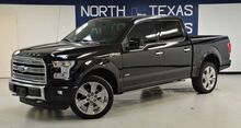 2016_Ford_F-150_Limited One Owner_ Dallas TX