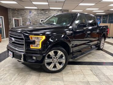 2016_Ford_F-150_Limited_ Worcester MA