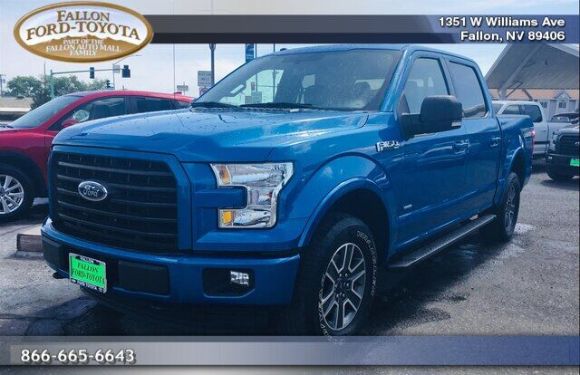 2016 Ford F-150 PICKUP Fallon NV