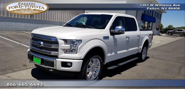 2016 Ford F-150 Platinum Fallon NV