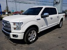 2016_Ford_F-150_Platinum_ Fort Wayne Auburn and Kendallville IN