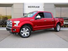 2016_Ford_F-150_Platinum_ Kansas City KS